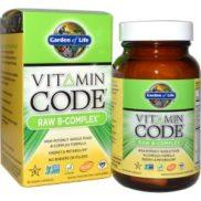Vitamin Code RAW B Complex